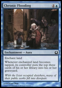Even the Izzet don't want it to happen to your basement