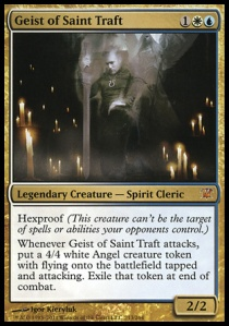 This guy + rancor + Bant lands in game 1: Bant hexproof? NOPE