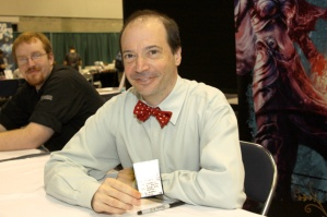 The Great Father of Magic, Richard Garfield (photo from Wizards.com)