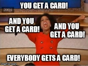 oprah dtk cards